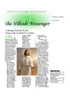Hillside Messenger – April 2019