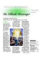 Hillside Messenger – August 2017