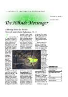 Hillside Messenger – August 2018