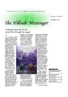 Hillside Messenger – December 2016