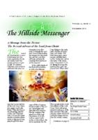 Hillside Messenger – December 2018
