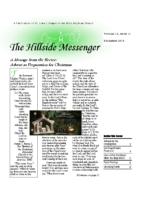 Hillside Messenger – December 2019