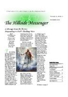 Hillside Messenger – December 2020