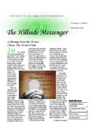 Hillside Messenger – February 2017