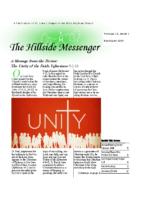 Hillside Messenger – February 2019