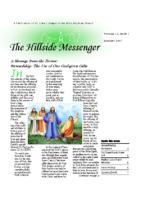 Hillside Messenger – January 2017