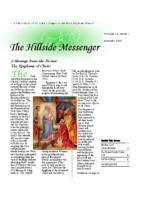 Hillside Messenger – January 2019