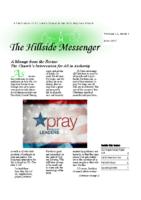 Hillside Messenger – July 2017