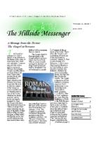 Hillside Messenger – July 2019