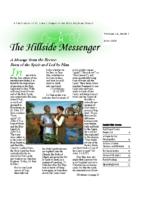 Hillside Messenger – July 2020