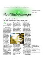 Hillside Messenger – June 2017