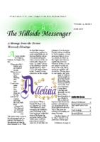 Hillside Messenger – June 2018