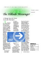 Hillside Messenger – June 2019