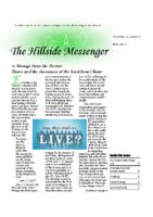 Hillside Messenger – May 2017
