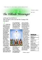 Hillside Messenger – May 2020