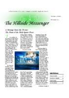 Hillside Messenger – November 2015