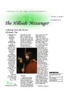 Hillside Messenger – November 2017