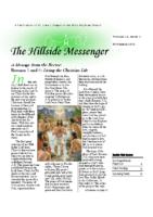 Hillside Messenger – November 2019
