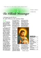 Hillside Messenger – October 2020