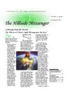 Hillside Messenger – September 2017