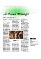 Hillside Messenger – September 2019